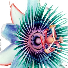 Passion Flower #1, from the Botanica Series