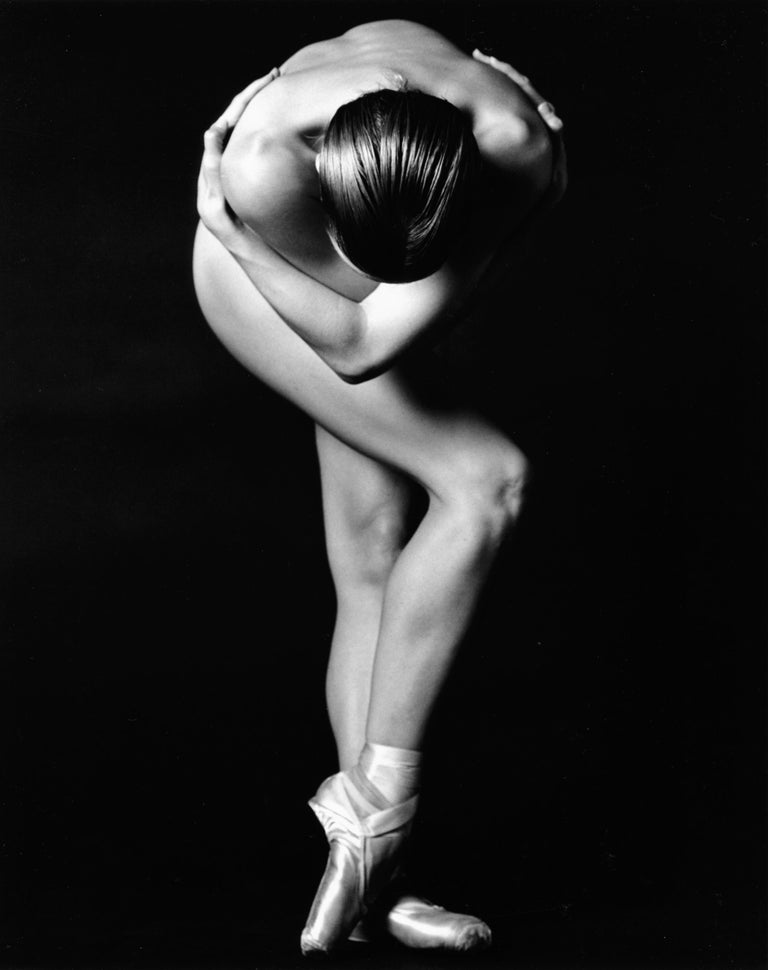 Howard Schatz Figurative Photograph - Tiffany Heft #1