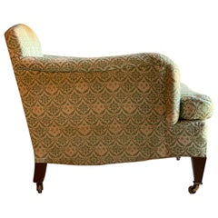 Howard & Sons Bridgewater Howard Armchair by Lenygon & Morant, circa 1950