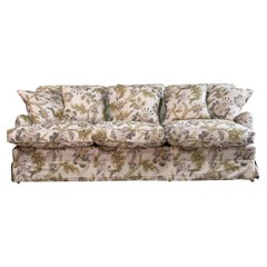 Howard & Sons Bridgewater Sofa Deep Seated Loose Cushion Bespoke 2014 Number 3