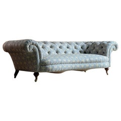 Howard & Sons Chesterfield Sofa, 19th Century, circa 1850