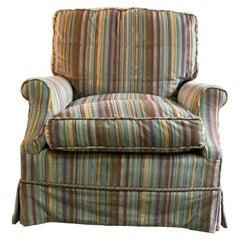 Howard & Sons Clayton Armchair Deep Seated Rod Stewart Number 5