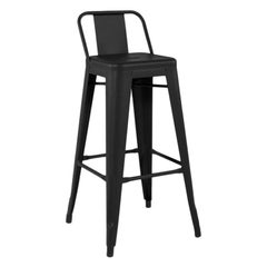 HPD 75 Stool in Black by Tolix, US