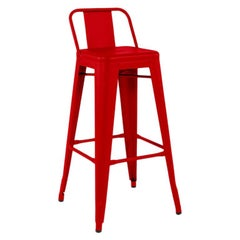 HPD 75 Stool in Chili Pepper by Tolix, US
