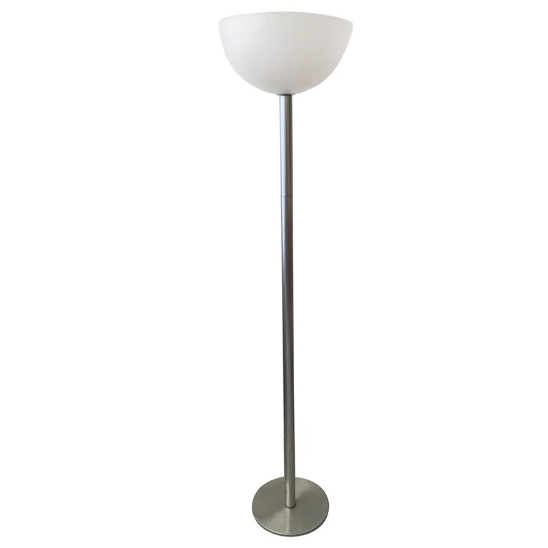"""HPR"" Aluminum Floor Lamp by Ueli Berger Produced by Baltensweiler, 1970 For Sale"