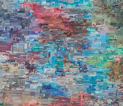 The Fifth Face - 21st Century Color Landscape Photography Collage Edition Pastel