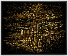 Urban Codes - 21st Century Color Landscape Photography Collage Edition