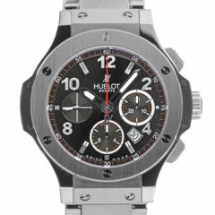 Hublot 301.SX Big Bang Evolution Stainless Steel Swiss Automatic Box and Papers
