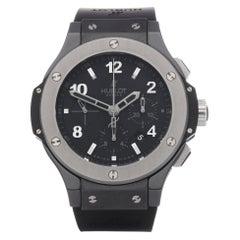 Hublot Big Bang 301.CT.130.RX Men Ceramic Chronograph Watch