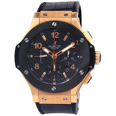 Hublot Big Bang 301.PB.131.RX, Black Dial, Certified and Warranty