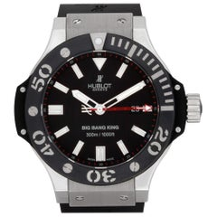 Hublot Big Bang 322. lm.100.RX, Black Dial, Certified and Warranty