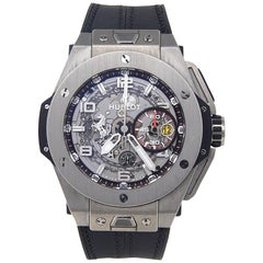 Hublot Big Bang 401.NX.0123.GR, Silver Dial, Certified and Warranty