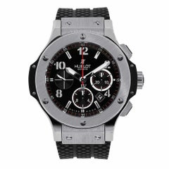 Hublot Big Bang Evolution Stainless Steel Watch 301.SX.130.RX