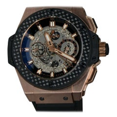 Hublot Big Bang 701.OQ.0180.RX, Millimeters Black Dial, Certified and Warranty
