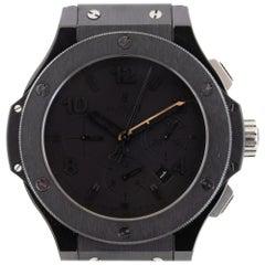 Hublot Big Bang All Black Chronograph Limited Edition Watch