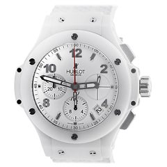 Hublot Big Bang Aspen Ceramic Wristwatch