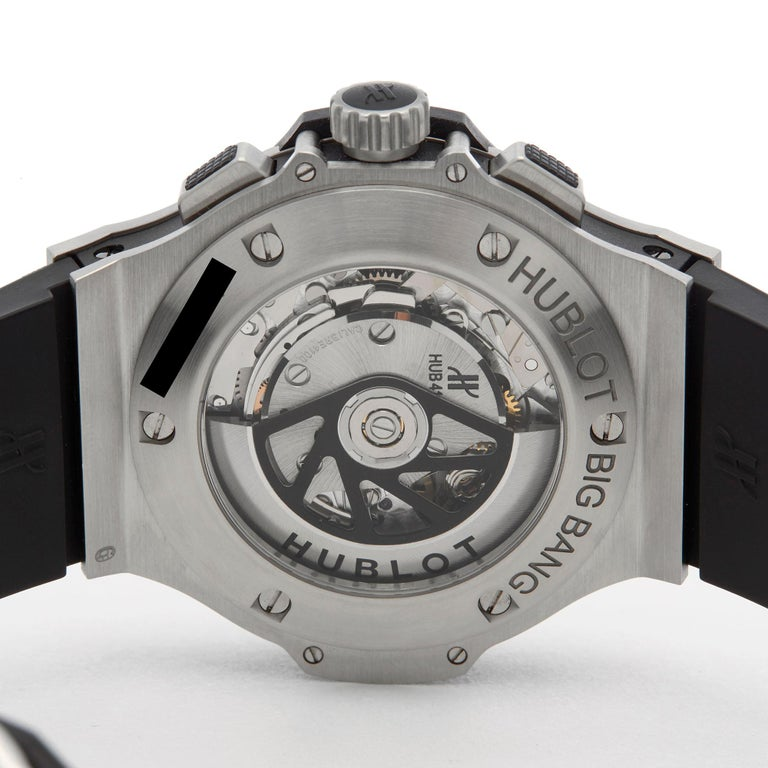 Hublot Big Bang Chronograph Stainless Steel 301.SX.1170.RX 2