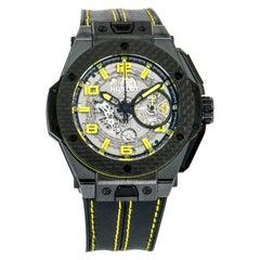 Hublot Big Bang Ferrari Limited Edition Carbon Fiber Ceramic Men's Watch