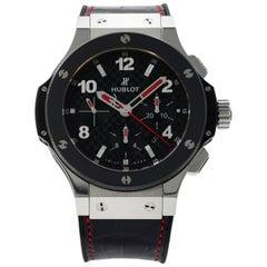 Hublot Big Bang Steel Ceramic Black Dial Men's Watch 301.SB.131.LR.TRS15