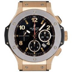 Hublot Big Bang Tantalum and Rose Gold 301.PT.130.RX Limited Edition Wristwatch