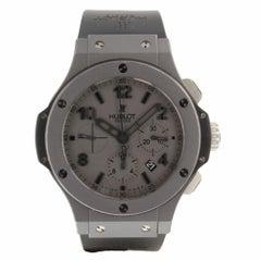 Hublot Big Bang Tantalum Grey Chronograph Watch 301.AI.460.RX