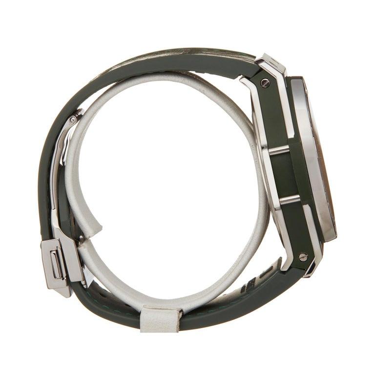 Men's Hublot Big Bang Tutti Frutti Stainless Steel 341.SV.5290.LR.1917 Wristwatch For Sale