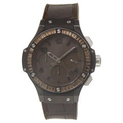 Hublot Big Bang TuttiFrutti Black Ceramic Watch Automatic 341.CC.5490.LR.1916