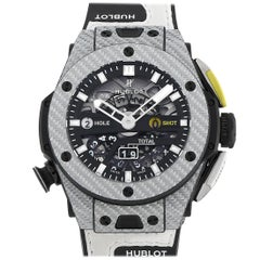 Hublot Big Bang Unico Golf Chronograph Watch 416.YS.1120.VR