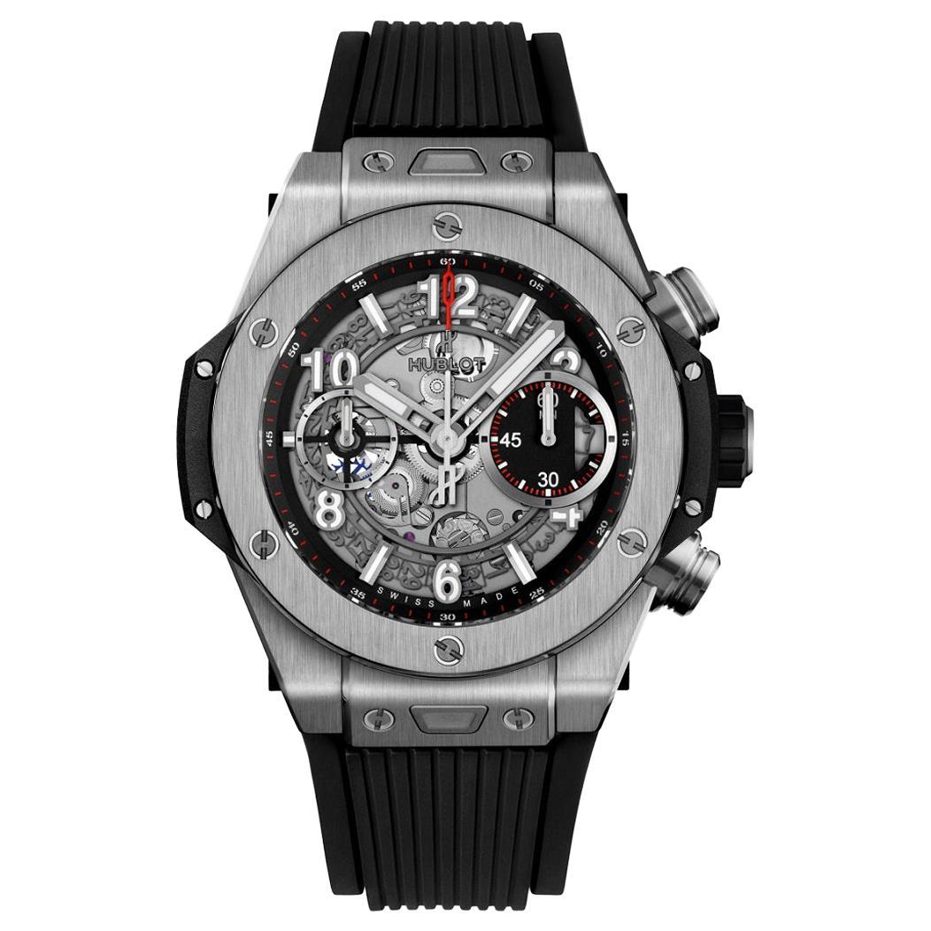 Hublot Big Bang Unico Titanium Men's Watch 441.NX.1170.RX