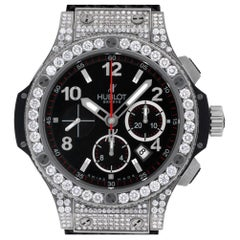 Hublot Big Bang Unknown, Case, Certified and Warranty