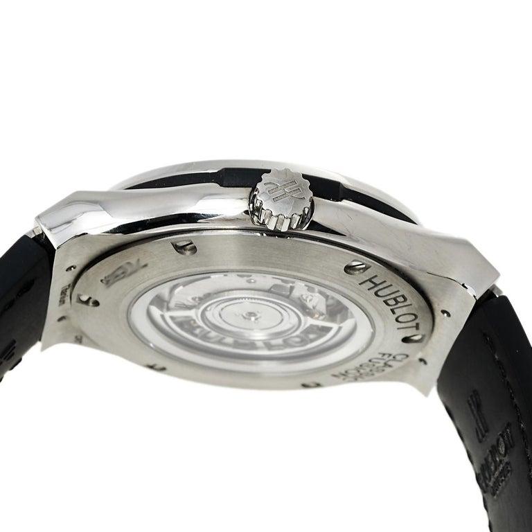 Hublot Black Titanium Classic Fusion 511.NX.1170.LR Men's Wristwatch 45 mm 3