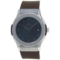 Hublot Classic Fusion 511.NX.1191.RX.PLP17, Black Dial, Certified