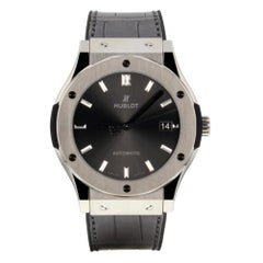 Hublot Classic Fusion 511.NX.7071.LR, Grey Dial, Certified and Warranty