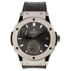 Hublot Classic Fusion 516.NX.7070.LR, Grey Dial, Certified and Warranty