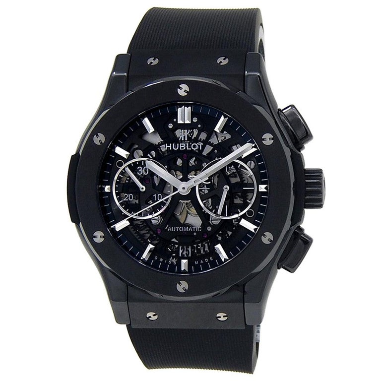 Hublot Classic Fusion 525.CM.0170.RX, Case, Certified and Warranty For Sale