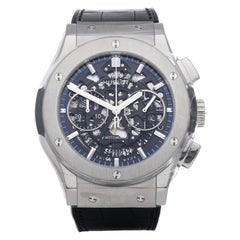 Hublot Classic Fusion 525.NX.0170.LR Men's Stainless Steel Watch