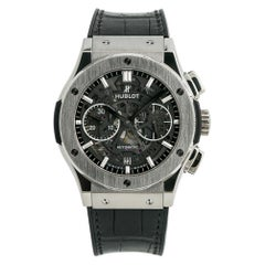 Hublot Classic Fusion 525.NX.0170.LR, Silver Dial, Certified