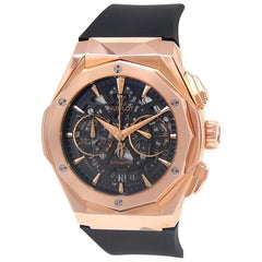 Hublot Classic Fusion 525.OX.0180.RX.ORL18, Black Dial, Certified