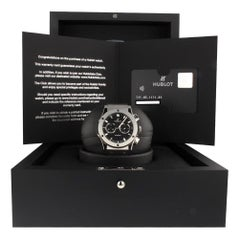 Hublot Classic Fusion 541.NX.1171.RX, Black Dial, Certified and Warranty