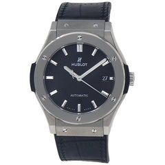 Hublot Classic Fusion 542.NX.1171.LR, Black Dial, Certified