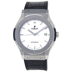 Hublot Classic Fusion 542.NX.2611.LR, Silver Dial, Certified
