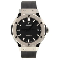 Hublot Classic Fusion 565.NX.1171.RX, Black Dial, Certified and Warranty