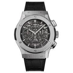 Hublot Classic Fusion Aerofusion Titanium Men's Watch 525.NX.0170.LR