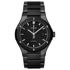 Hublot Classic Fusion Black Magic Men's Watch 548.CM.1170.CM