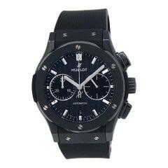 Hublot Classic Fusion Chronograph Black Magic Ceramic Watch 541.CM.1771.RX