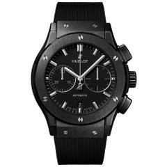 Hublot Classic Fusion Chronograph Black Magic Men's Watch 521.CM.1171.RX
