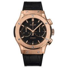 Hublot Classic Fusion Chronograph King Gold Men's Watch 521.OX.1181.LR
