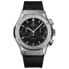 Hublot Classic Fusion Chronograph Titanium Men's Watch 521.NX.1171.LR