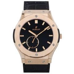 Hublot Classic Fusion Classico Ultra-Thin King Gold Watch 515.OX.1280.LR