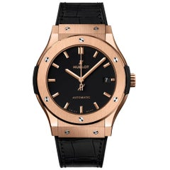 Hublot Classic Fusion King Gold Men's Watch 511.OX.1181.LR